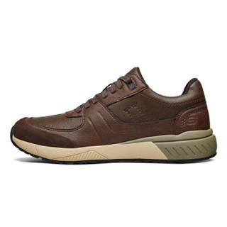 京东PLUS会员 : Skechers 斯凯奇 66398C 男款休闲鞋