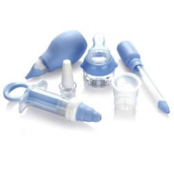 努比 Nuby 24170 吸鼻器喂药器耳垢清洁器6件套 *2件