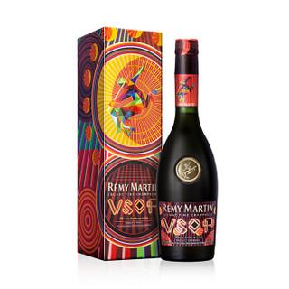 人头马(Rémy Martin)洋酒 V.S.O.P优质香槟区干邑白兰地 潮玩珍藏版 375ml *10件