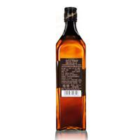 「酒牧旗舰店」尊尼获加(Johnnie Walker)原装进口威士忌洋酒 黑牌黑方 帝亚吉欧 尊尼获加黑牌醇黑劲烈版