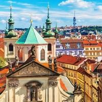 可搭配全国联运!成都-捷克布拉格12天往返含税机票