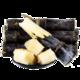 京东PLUS会员、超级白菜日:绿蒙园 云南黑皮甘蔗 1斤 *9件 9.9元(多重优惠)