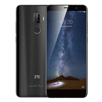 ZTE 中兴 V890 智能手机(4GB+64GB 全网通 炫晶黑)