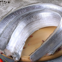 鲜到鲜得 东海带鱼刀鱼 1kg
