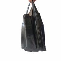 威飘 手提背心垃圾袋 32*52cm 100只