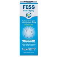银联专享:Fess 海盐水鼻喷雾 30ml