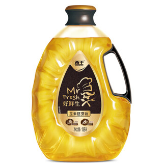 XIWANG 西王 食用油 好鲜生玉米胚芽油 1.8L *2件