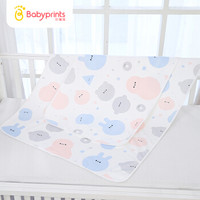 Babyprints 婴儿隔尿垫 大号1条装 *8件