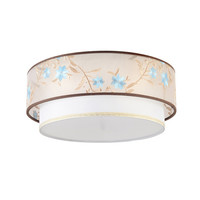 HD 新中式吸顶灯 LED卧室现代灯具灯饰 咏梅系列 圆形卧室灯