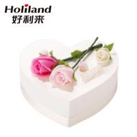 好利来生日蛋糕预订-爱的诗篇-慕斯\酸奶提子夹心同城配送 玫瑰慕斯+芒果 15cm