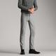 Massimo Dutti 00033033811 男士修身棉质长裤 150元包邮
