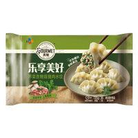 gourmet 高魅 荠菜杏鲍菇猪肉水饺 720g 36只装 *9件