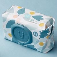 KUB 可优比 婴儿手口专用湿巾 80抽 6包