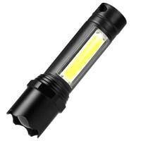 MOTIE 魔铁 迷你LED强光变焦手电 S809普通装