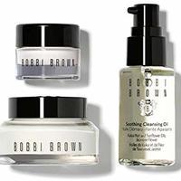 中亚prime会员 : BOBBI BROWN 芭比波朗 护肤套装(保湿面霜 30ml+保湿眼霜 7ml+舒缓洁面油 30ml)