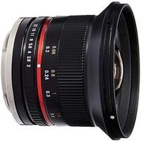 SAMYANG 森养光学 12mm F2.0 超广角镜头 索尼E卡口