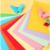 牧典 正方形彩纸 15cm*15cm 100张