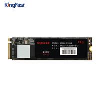 金速(KingFast)512GB SSD固态硬盘 M.2接口(NVMe协议)
