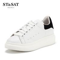 ST&SAT 星期六 SS93112256 女士中跟休闲鞋
