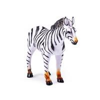 Wenno 仿真动物模型 斑马