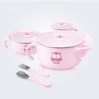 Springbuds 子初 儿童保温餐具5件套 +凑单品