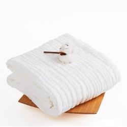 Springbuds 子初 婴儿泡泡棉纱浴巾 120*120cm *2件 +凑单品