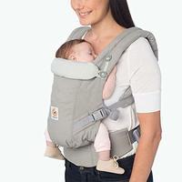 ERGObaby adapt 3定位婴儿背带 Pearl Grey