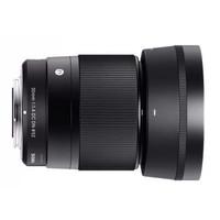 SIGMA 适马 30mm F1.4 DC DN|Contemporary 定焦镜头 索尼E卡口