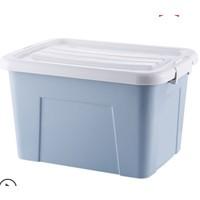 LONGSTAR龙士达塑料收纳箱50L