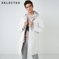 SELECTED思莱德 S|418322503 男款冬季可拆卸棉服