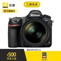 尼康(Nikon)D850专业级超高清全画幅数码单反相机 套机24-70mm 2.8E ED VR *2件