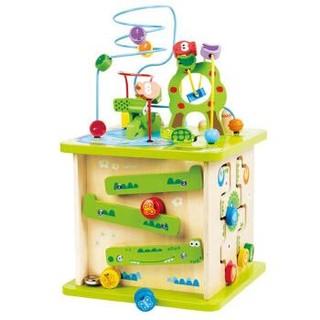 hape 绕珠游戏桌玩具
