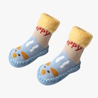 馨颂 婴儿拉绒地板袜 *2件