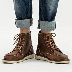 CAT 卡特彼勒 BRAVADO P712947 男士工裝靴