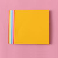 积米 10色折纸 12*12cm 100张