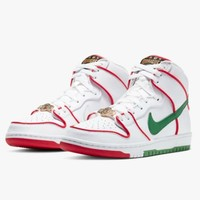 NIKE 耐克 SB DUNK HIGH PRM QS 男/女滑板鞋