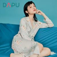 DAPU 大朴 6927958063717 印花款浴袍