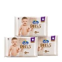 WUYANG 五羊 bibiPH5.5系列 通用纸尿裤 XL1片*3包
