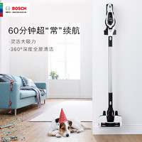 Bosch/博世无线吸尘器家用小型手持大功率长效续航充电BBS1114CN