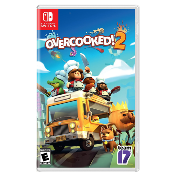Nintendo 任天堂 NS游戏卡带 《胡闹厨房2》