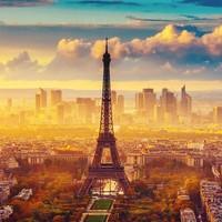 東航直飛!含清明假期!北京大興-法國巴黎機票