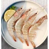 海买 厄瓜多尔白虾 1.4kg/盒 80/95只