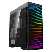AMEMAX 游戏帝国 Abyss M908 钢化玻璃台式电脑主机箱
