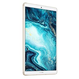 HUAWEI 华为 M6 8.4英寸 Android 平板电脑(2560*1600dpi、麒麟980、4GB、64GB、WiFi版、香槟金、VRD-W09)