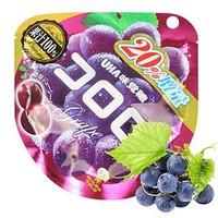 UHA 悠哈 味觉糖 紫葡萄 48g *4件