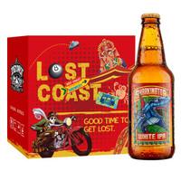 LOST COAST 迷失海岸 机械大鲨鱼小麦IPA啤酒 355ml*6瓶 *9件