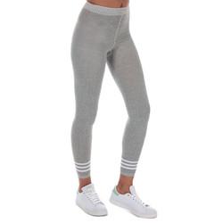 adidas Originals Womens 3-Stripes 女士运动紧身裤