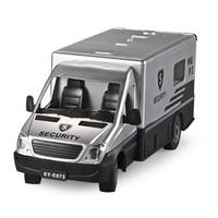 双鹰 E673-001 遥控运钞车模型