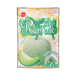 日本进口 茱力菓 哈密瓜味水果软糖 38g *2件
