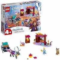Lego乐高 Disney Frozen冰雪奇缘II 系列41166艾莎的马车大冒险